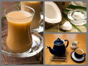 Health Benefits Of Coconut Tea