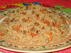 Qubooli Pulav Recipe Ramadan