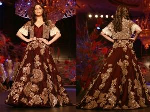 Aicw 2015 Aishwarya Rai Manish Malhotra Designs