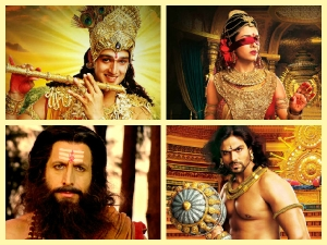 The 13 Mahabharata Characters Your Office