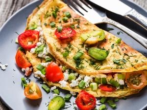 Chicken Omelette Recipe