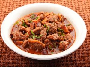 Kuttanadan Taravu Curry Christmas
