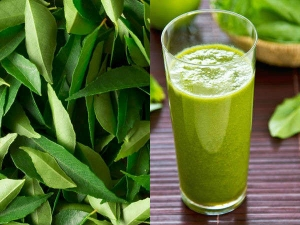 Curry Leaves Juice For Weight Loss