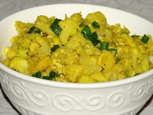 Special Cauliflower Thoran