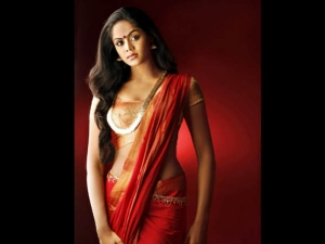 Actress Hot Saree Fashion