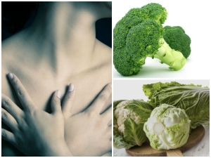 Cauliflower Cabbage And Brocoli Protect Against Breast Cancer