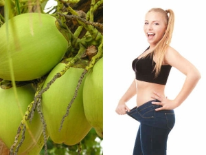 Tender Coconut Water For Flat Belly