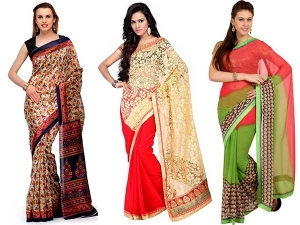 Sarees Under 500 Trendiest Sarees At The Most Affordable Prices