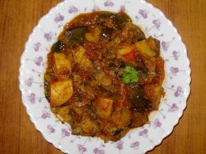 Recipe Of Spicy Potato Curry