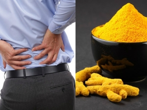 Reduce Back Pain Using Turmeric