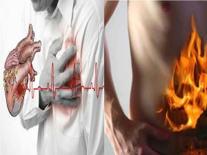 How Recognize Heart Attack Heart Burn Pain