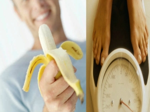 Reduce 1 Kilo A Month Using One Ripe Banana