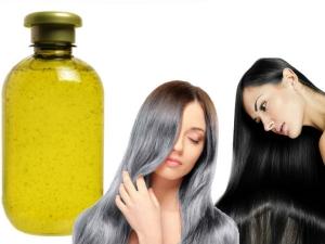 How To Make Green Tea Shampoo
