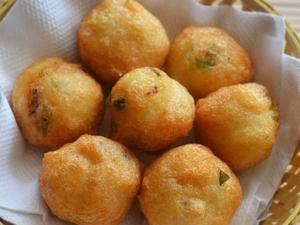 Kerala Style Kappa Bonda