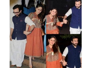 First Public Appearance Of Kareena Kapoor Post Delivery