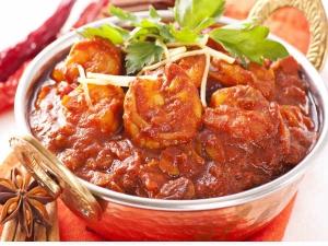 Kerala Shappu Style Prawns Roast Recipe