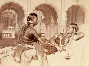 History Of Devadasi