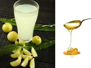 Amazing Beauty Benefits Of Amla Juice With Honey