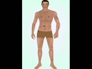 Meaning The Moles Male Body