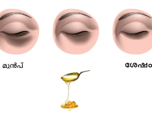 How Use Honey Remove Dark Circles