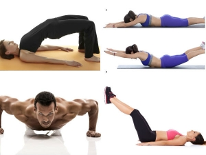 Top Four Exercises To Banish That Belly Fat