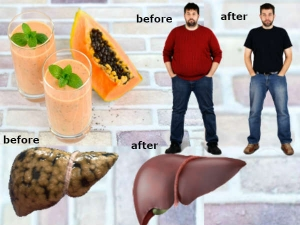 Health Benefits Of Papaya Oats Juice