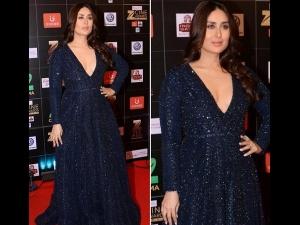 Kareena Kapoor Wearing Falguni Shane Peacock