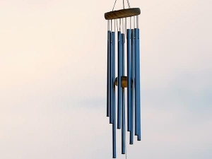 This Is How Hang Wind Chime At Home