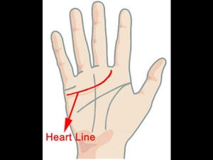 Heart Line Indicates Certain Facts About Your Love Life