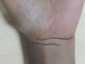 The Meaning Of The Bracelet Lines On Your Wrist
