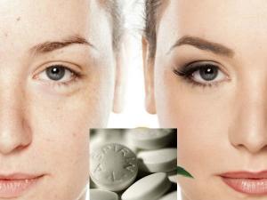 Aspirin Curd Pack Blemish Free Skin
