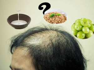 These Three Natural Ingredients Can Stop Hair Fall In Two Days