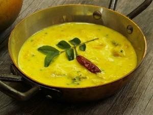 How To Make Traditional Kerala Style Mambazha Pulissery