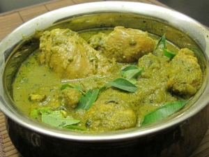 How To Make Pudina Chicken Curry
