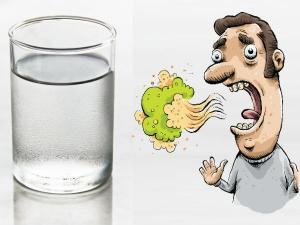 Drink Water Before Having Tea Or Coffee
