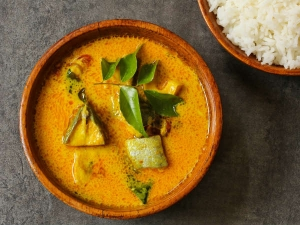 Fish Curry Coconut Milk