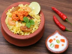 Ramzan Special Prawn Biryani Recipe