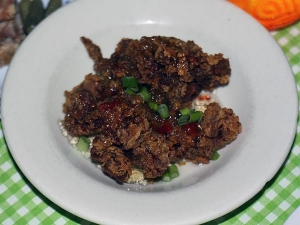 Beef Dry Fry Recipe