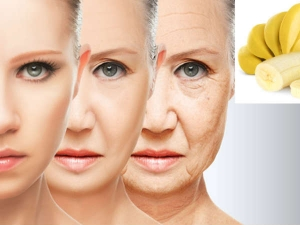 Anti Wrinkle Face Masks Using Banana