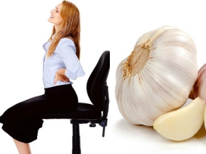How Use Garlic Instant Back Pain Relief