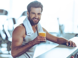 Natural Protein Drink Attain Six Pack Abs 3 Months