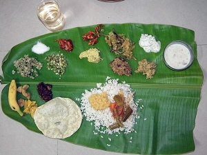 Delicious Sadhya Dishes Celebrate The Grand Festival Of Onam