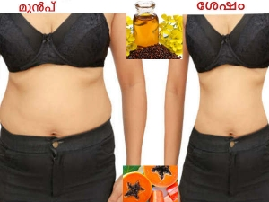 Simple Home Remedies Reduce Belly Fat