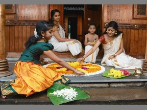 Rituals And Decorations For Onam Day