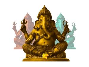 Rules Keep Ganesha Idol At Home