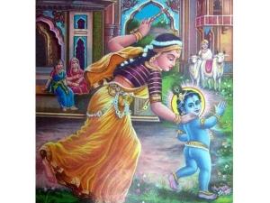 Spiritual Symbolism Lord Sri Krishna Tales