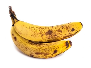 Health Benefits Eating Black Dotted Banana An Empty Stomach