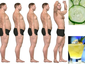 Home Remedy Reduce Belly Fat Using Cucumber