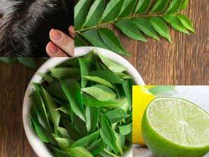 How Get Rid Off Dandruff Using Curry Leaves
