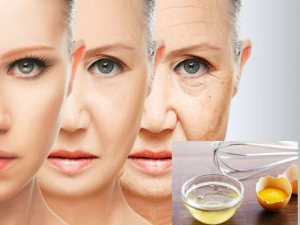 Home Remedy Remove Wrinkles Using Egg White